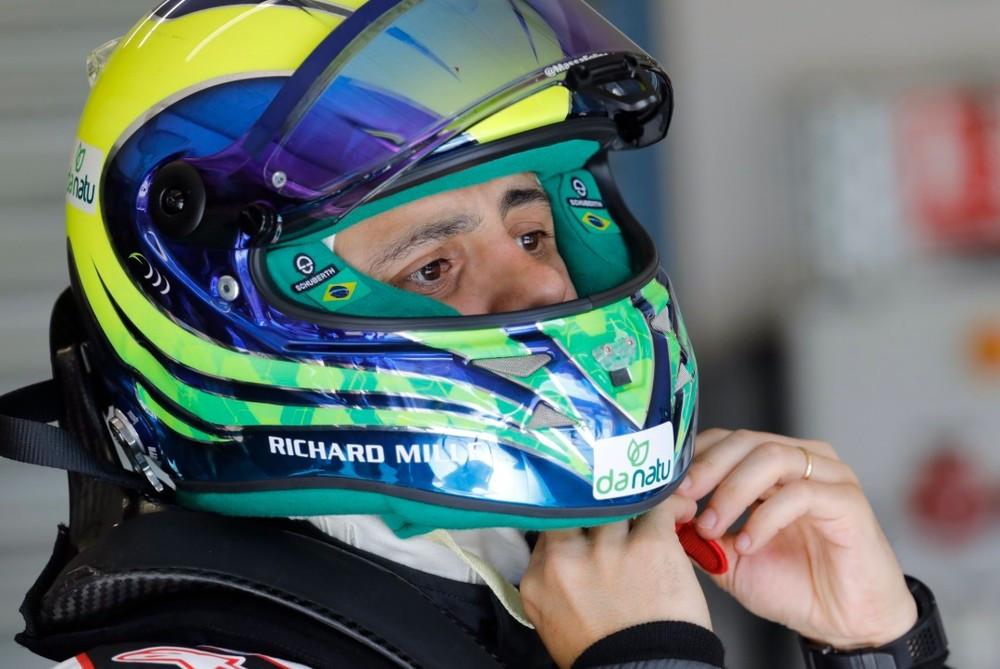 Felipe Massa após treino classificatório (Foto: Divulgação)