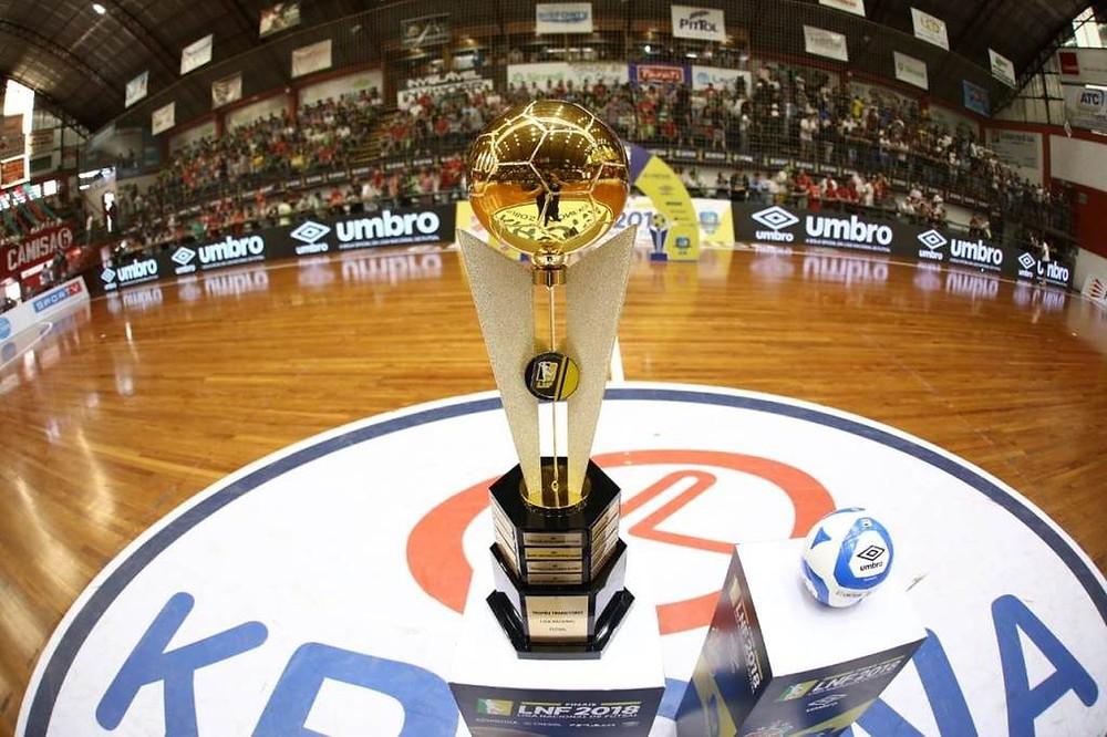 Foto:Maurício Moreira/Pato Futsal