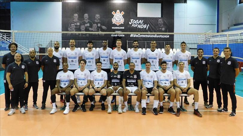 Foto: Twitter Corinthians