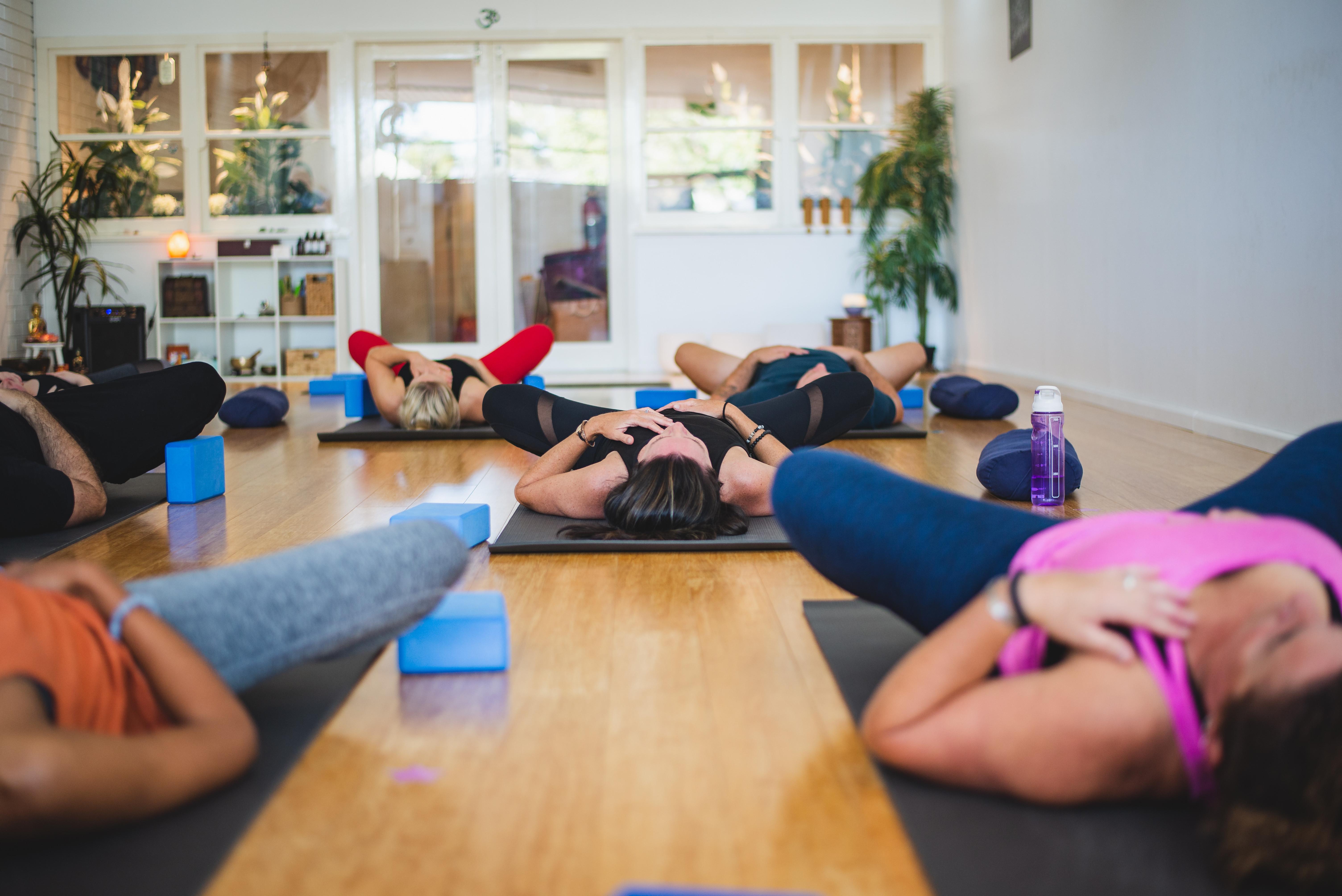 ONLINE Vinyasa + Yin Yoga Wed 930AM