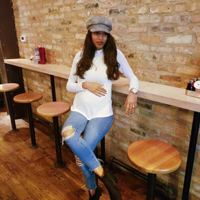 A SIMPLE CHIC OUTFIT FROM PINK BLUSH