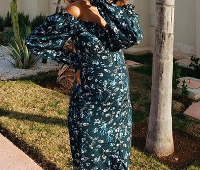 DON'T BE AFRAID OF NON-MATERNITY A DRESS
