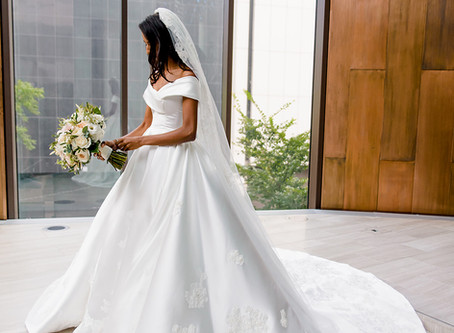THE PERFECT WEDDING DRESS FROM VIERO BRIDAL