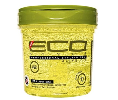 Things TikTok Made Me Buy: ECO HAIR GEL