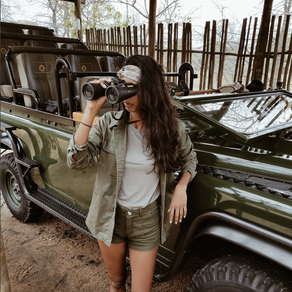 OLIVE GREEN MONOCHROME OUTFIT