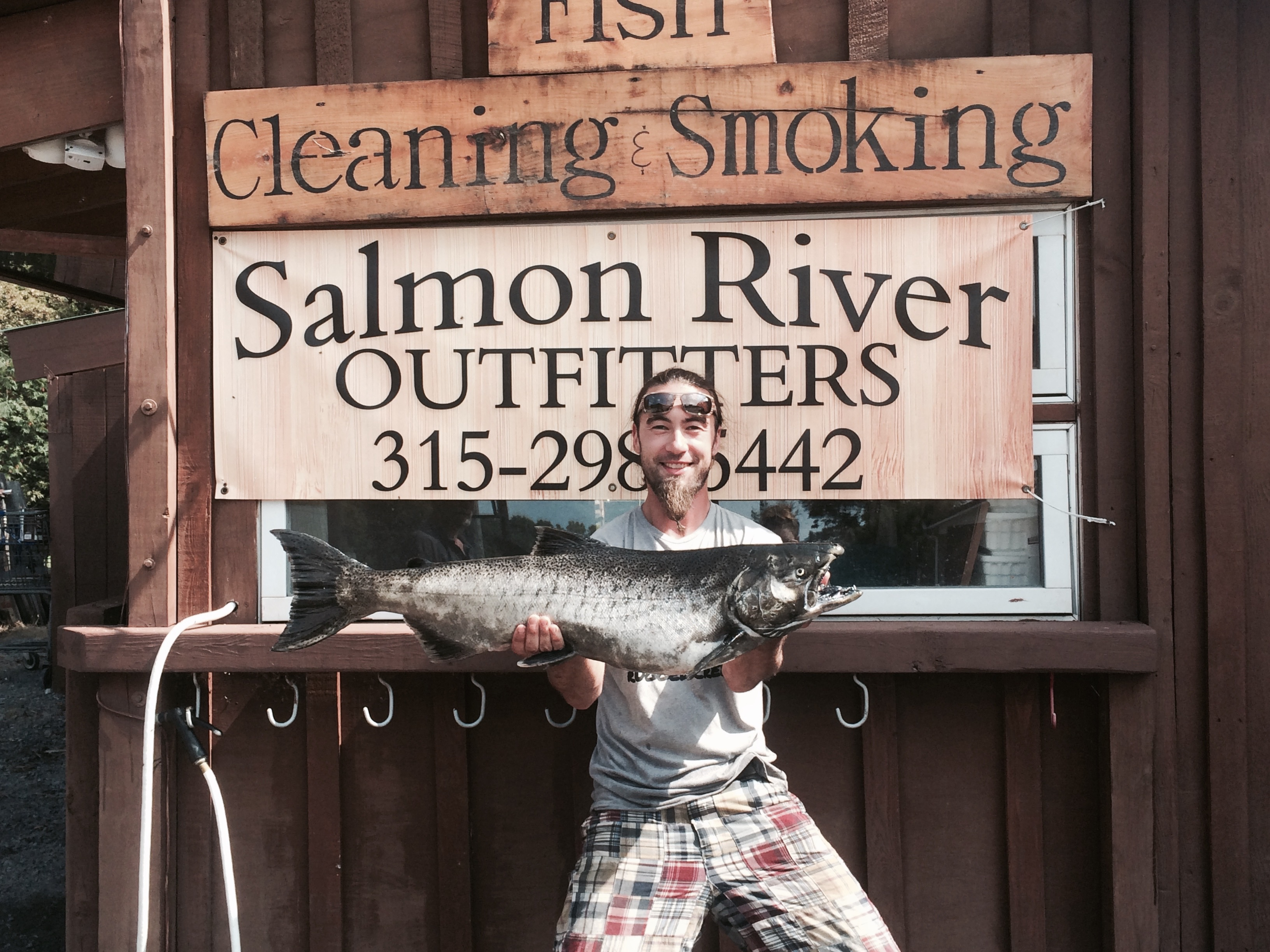 Salmon River Outfitters
