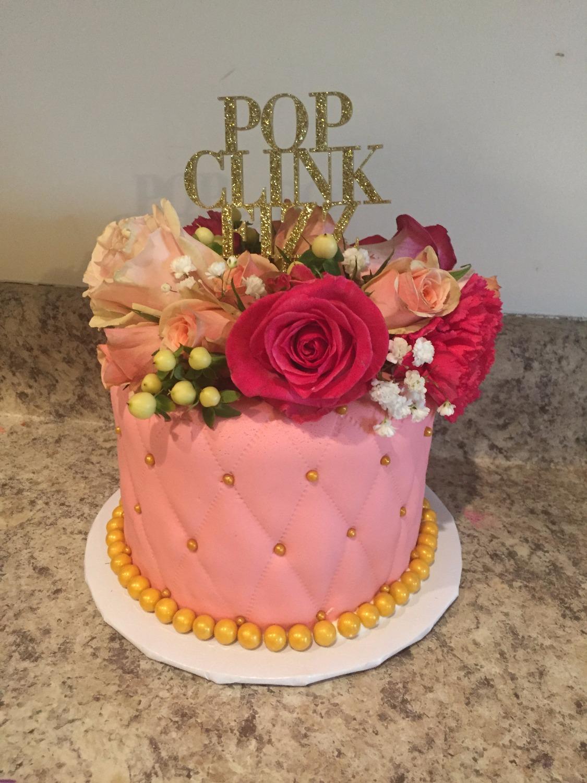 Bachlorette Cake