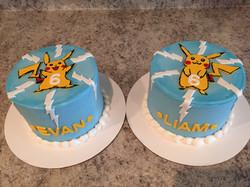 Pokemon Cakes