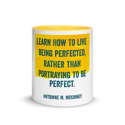 It's All About Growth Mug