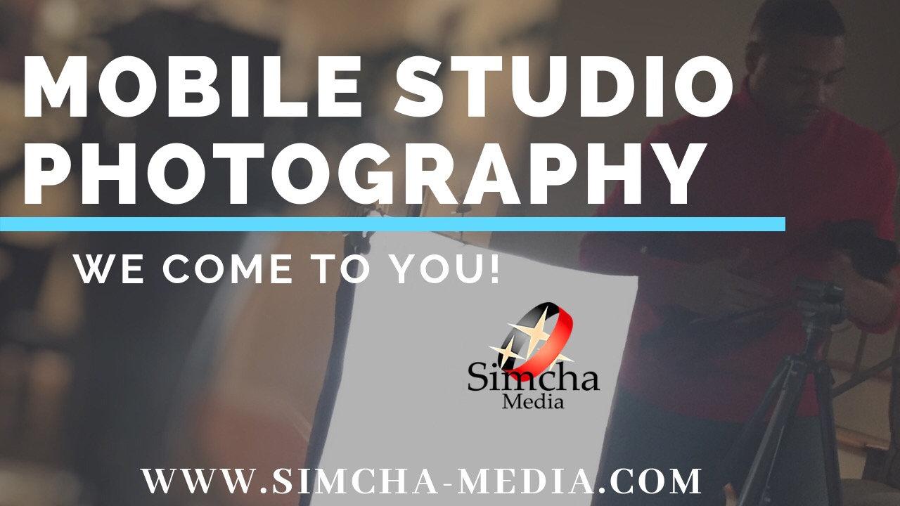 Mobile Studio Photography
