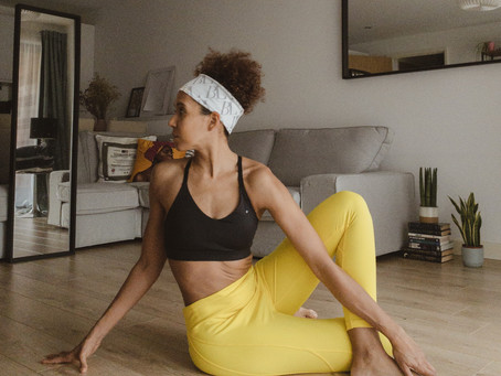 How to Exercise with Natural Hair