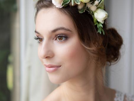Bridal Fashion Shoot At Frensham Heights