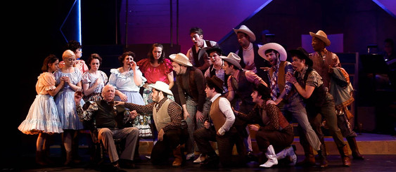 Joseph and the Amazing Technicolor Dreamcoat The Sharon Playhouse Dir. Russel Garrett