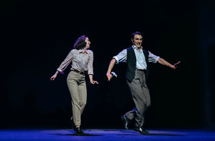 Crazy For You WCSU  Dir. Scott Wise & Elizabeth Parkinson