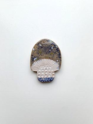 Mushroom - Soil Blue