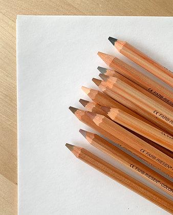 Lyra Pencils - Skin Tones