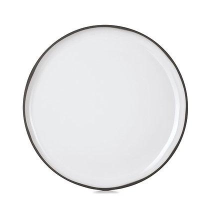 Plate - Cumulus White