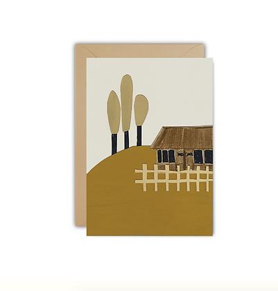 Card - Cottage