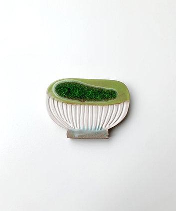 Mushroom - Frog Green