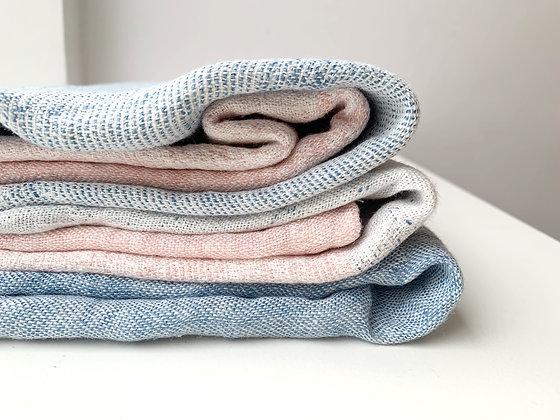 Linen Towel  - Sunrise