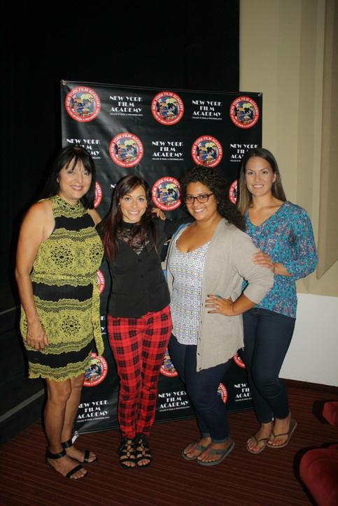 VSPN Screening at the WB Burbank