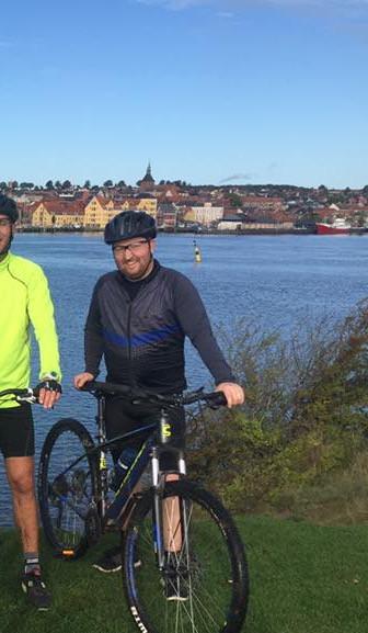 Månedens interview med Henrik Mose Mortensen - en ny sej MTB'er hos TMCK