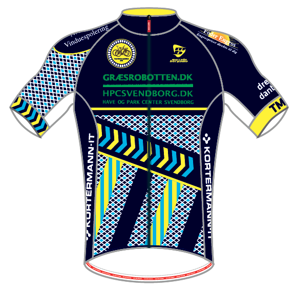 Front med ny sponsor HPC Svendborg og Foder Engros