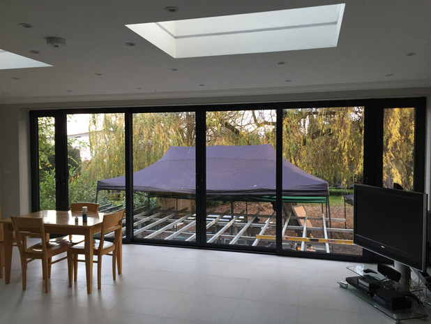 Roof lanterns and bifold doors .JPG