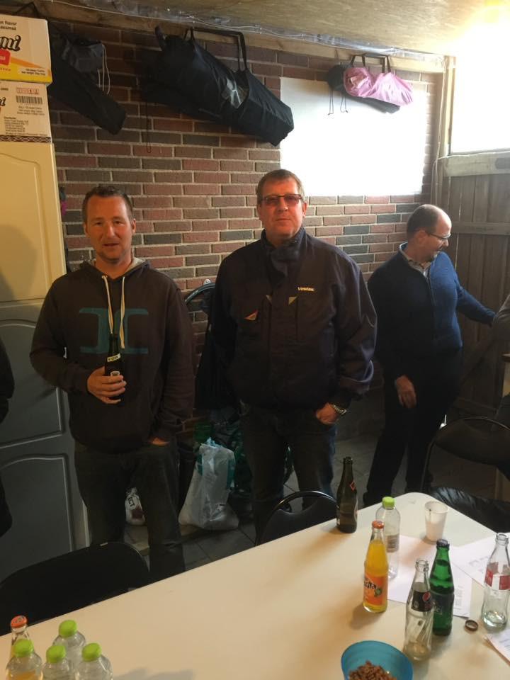 Buch, Nissen og Flemming