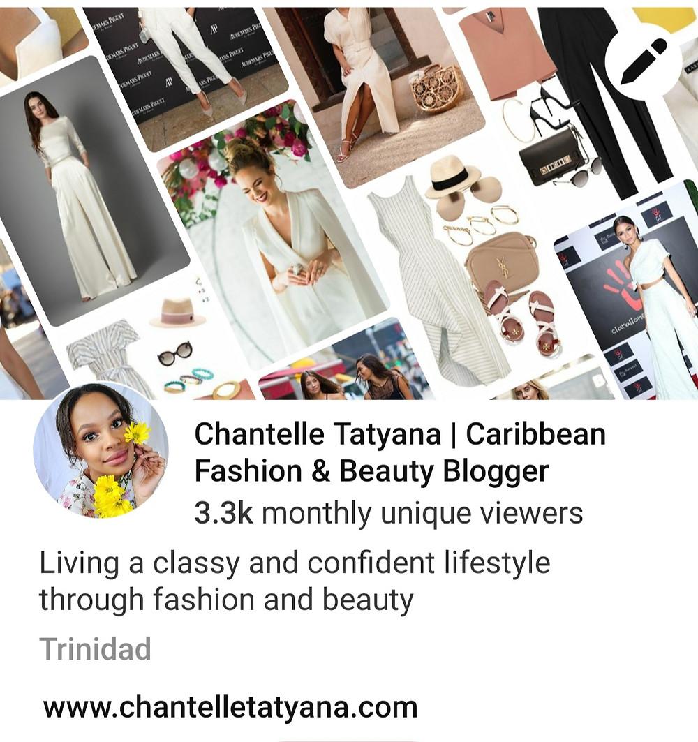 Chantelle Tatyana personal style blog
