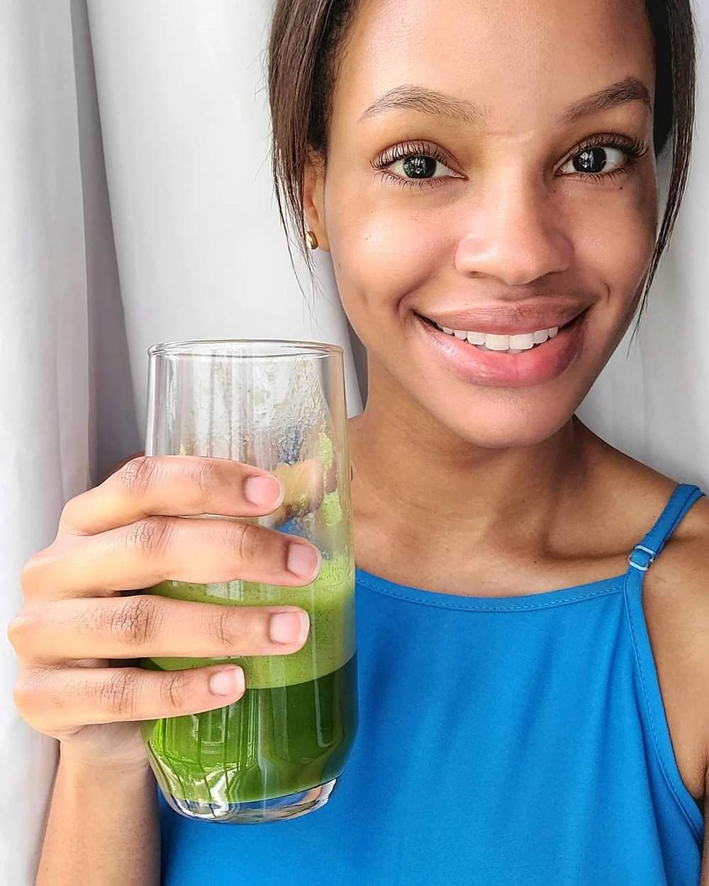 Chantelle Tatyana blog food