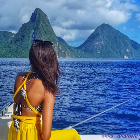 my st lucia travel guide