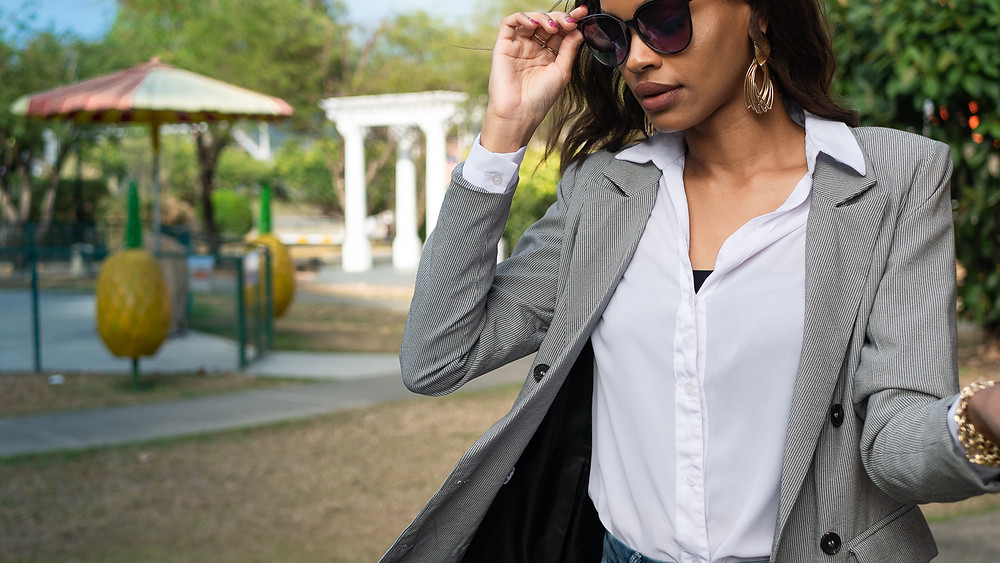 Chantelle Tatyana blog business casual