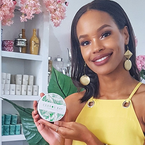 are you ready to glow with Cedros Bay Cosmetics?