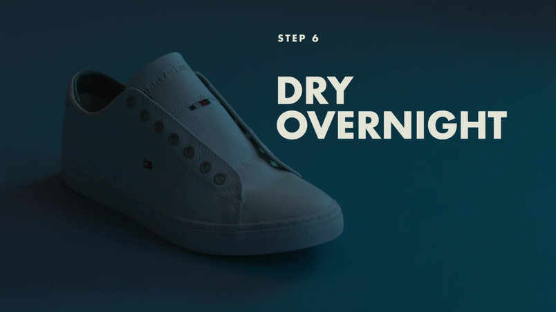 Tommy Hilfiger_How To Clean Your Sneaker