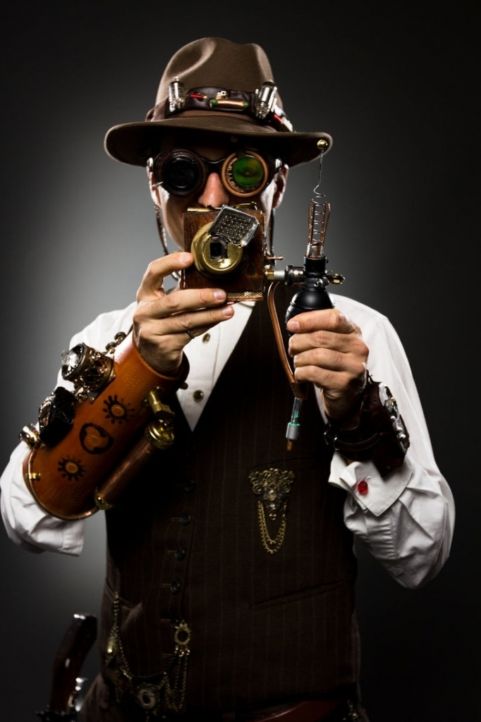 steampunk-mens-shirts-regarding-steampunk