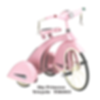 Pink Princess Tricycle TSK003 airflow collectibles