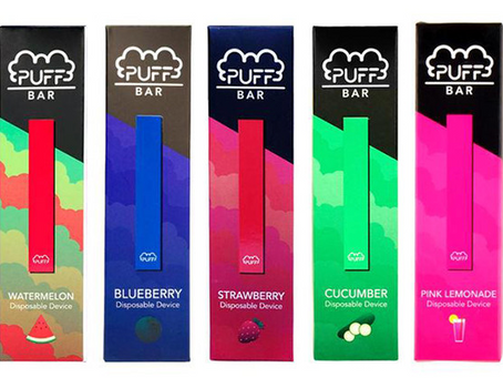 Is PUFF BAR the New JUUL!?!