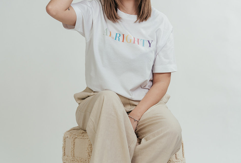 Alrighty / T-Shirt