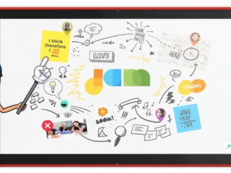 Google Jamboard 的创意玩法