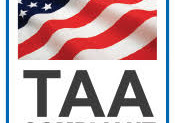 Need to meet TAA Compliance in order to fulfill your GSA orders?