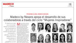 PROGRAMA GLOBAL WOMEN IN NEXANS - Yolanda Pizarro