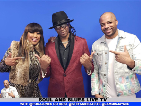 | Video | Soul & Blues Live TV (Feat. Lenny Williams & Matthew 'Showbiz' Jackson)