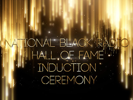 | Video | National Black Radio Hall Of Fame Induction Ceremony 2020-2021
