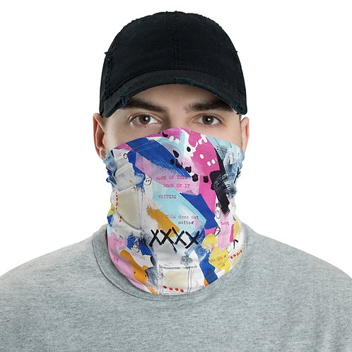 Face cloth cover - washable - custom printed with artwork