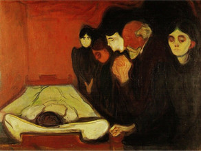 Dauden på sjukerommet