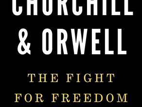 """Churchill & Orwell"" av Thomas E. Ricks."