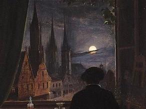 Fodtrin om natten