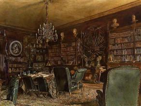 Paa Bibliotheket
