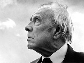 En prat med den blinde seer: Jorge Luis Borges.